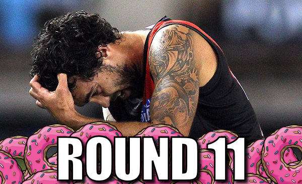 Carnage Round 11 Review