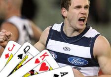 Joel Selwood – Deck of Dream Team 2014