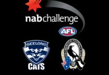 Cats v Magpies – NAB Challenge (12th February)