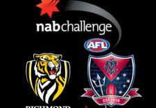 Tigers v Demons – NAB Challenge (14th February)