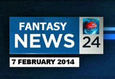 AFL Fantasy News – 7 FEB 2014
