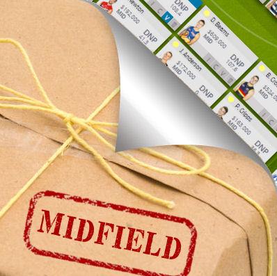 Team Reveals Midfield