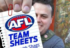 AFL Teamsheets: Preliminary Finals