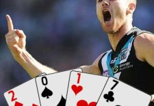 Robbie Gray – Deck of DT 2017