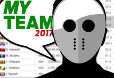 My Team 2017: Version 1.0
