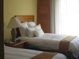Renaissance Marina View Hotel Room