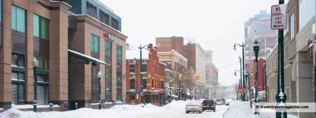 Snow Day in Buffalo! An Affordable and Fun Girls Getaway!