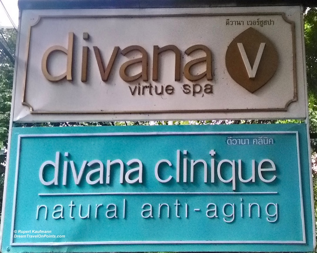 Divana Spa Bangkok My Best Luxury Spa Experience In Bangkok Divana Virtue Spa