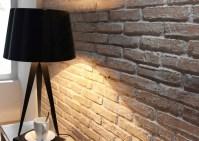 Faux Brick Wall Panels. Faux Brick Wall Tutorial This ...