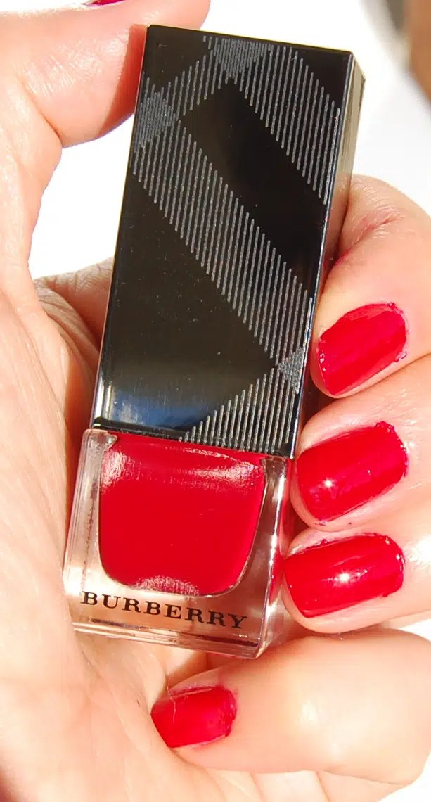 Burberry – Lacquer Red