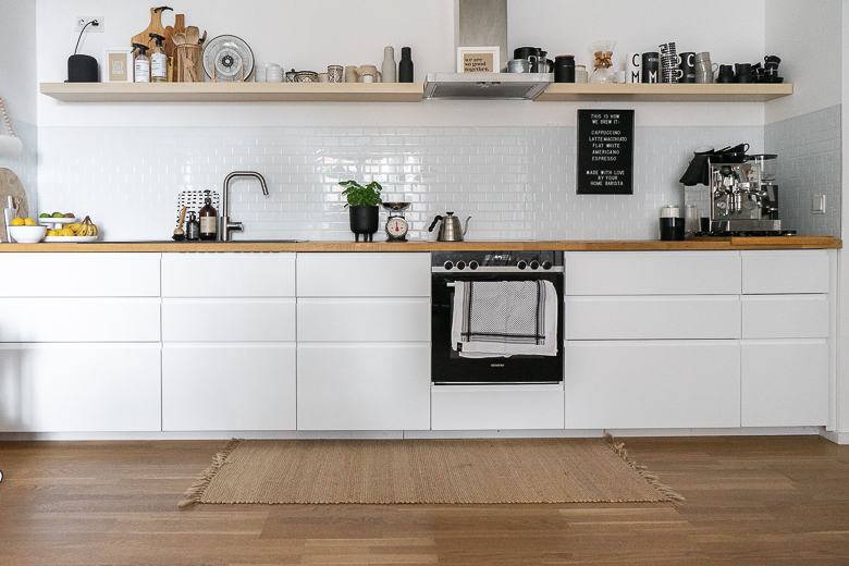 Mehrzweckschrank Küche Ikea Ideas For A Scandinavian Kitchen ›triangle | On Ideal