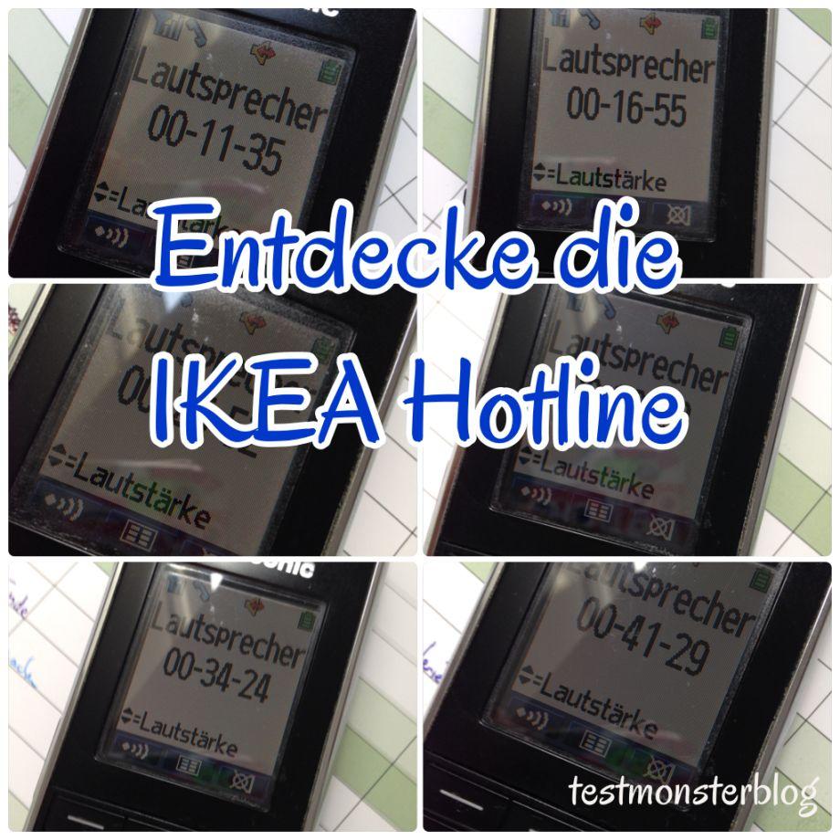 IKEA = mein FAKTUM Problem = entdecke die Hotline...