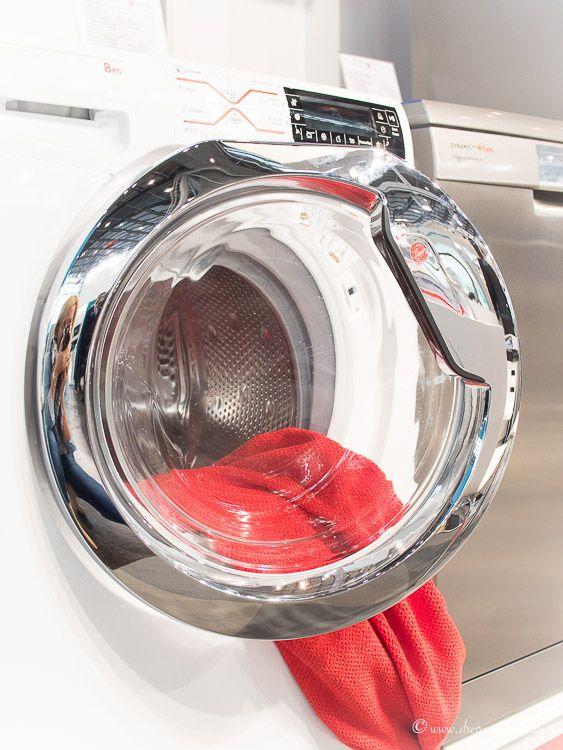 HOOVER Dynamic Wizard Waschmaschine Haushaltsgeräte