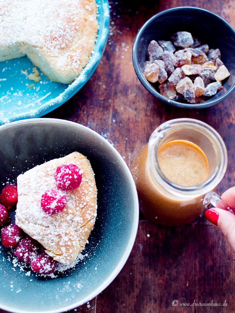 #freitagsmampf mit Buchteln, Sahnekaramell, Meersalz und Winterideen mit Kandis von Diamant Zucker