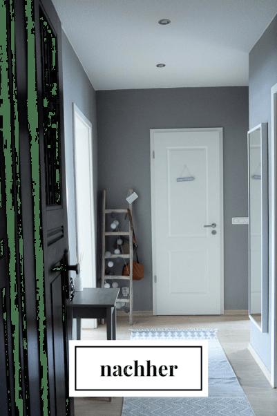 LIVING: Warum Du kleine Räume in dunklen Farben streichen kannst! Ein Experiment mit Farrow & Ball...