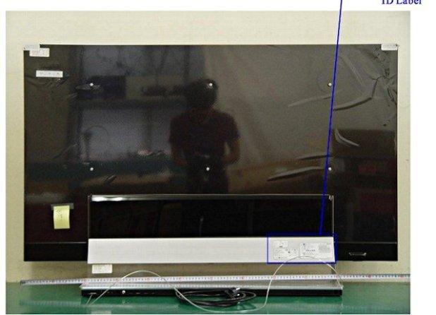 LG HDTV OLED de 55 pulgadas