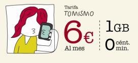 La tarifa Low Cost con la que ahorrarás