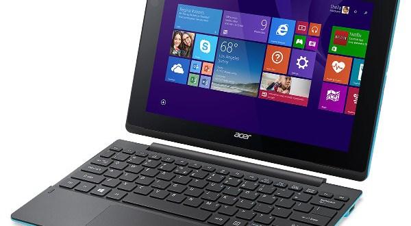 Acer Aspire Switch 10 E, el portátil más versátil