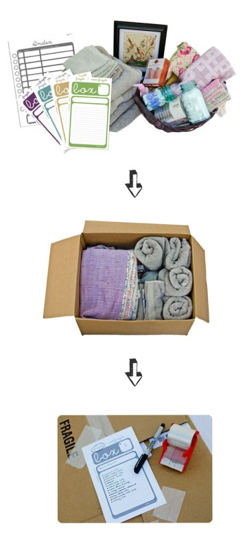 moving imagery for website Moving soon? Use these free packing printables! 