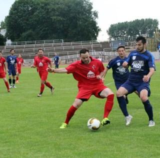 Friedrichstadt-Spieltag gegen LSV Neustadt/Spree