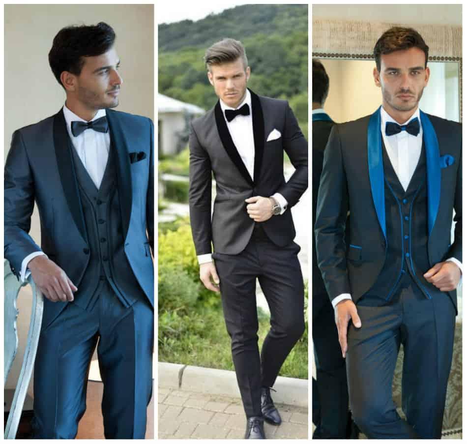 Mens wedding suits 2017 dress trends