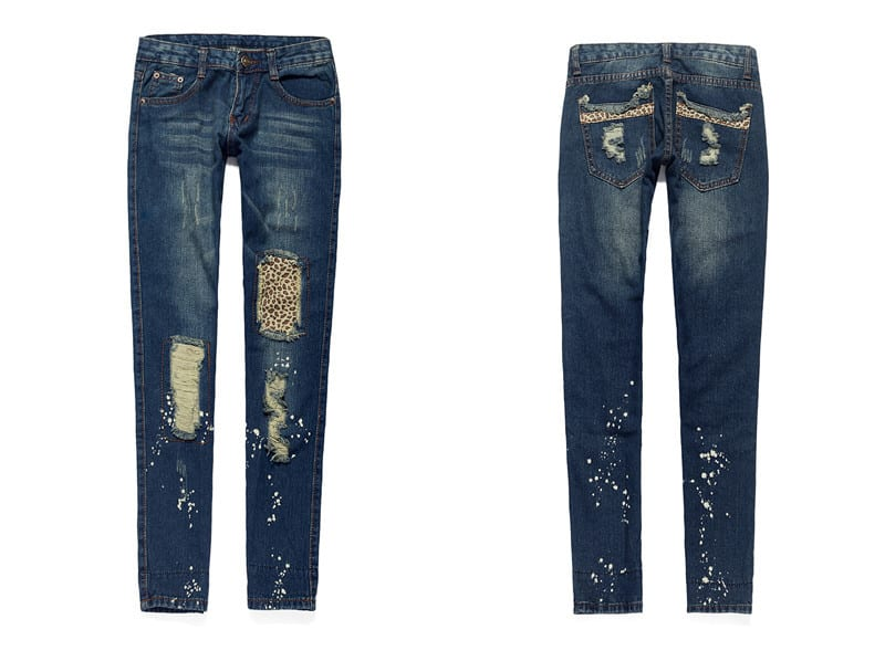 Fashion 2017 womens jeans trends and tendencies 2017