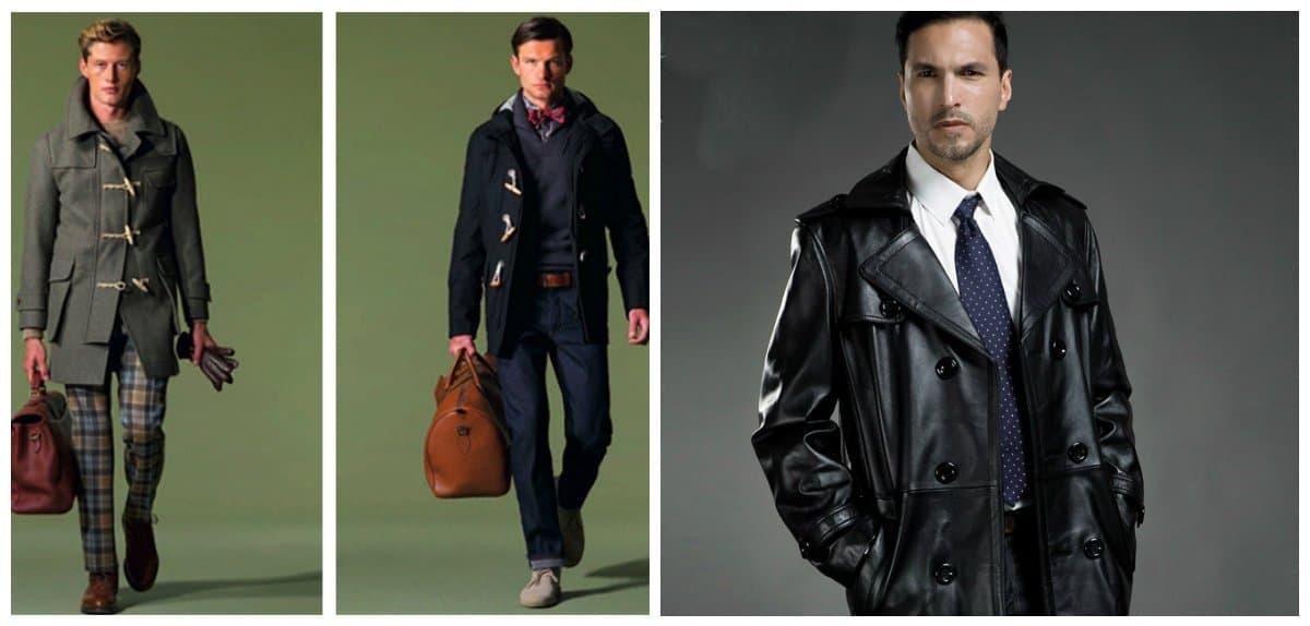 Mens Winter Coats 2018 Trends And Tendencies Of Mens
