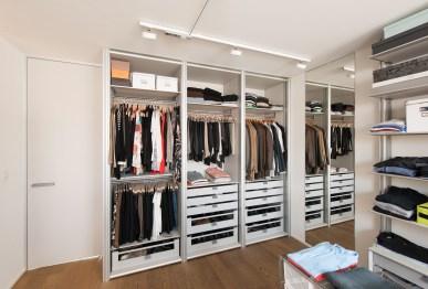 Open dressingkasten maatwerk
