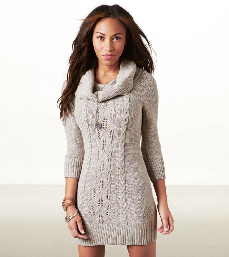 Sweater Dress Cowl Neck Sweater Dress Picture Collection | Dressed Up Girl