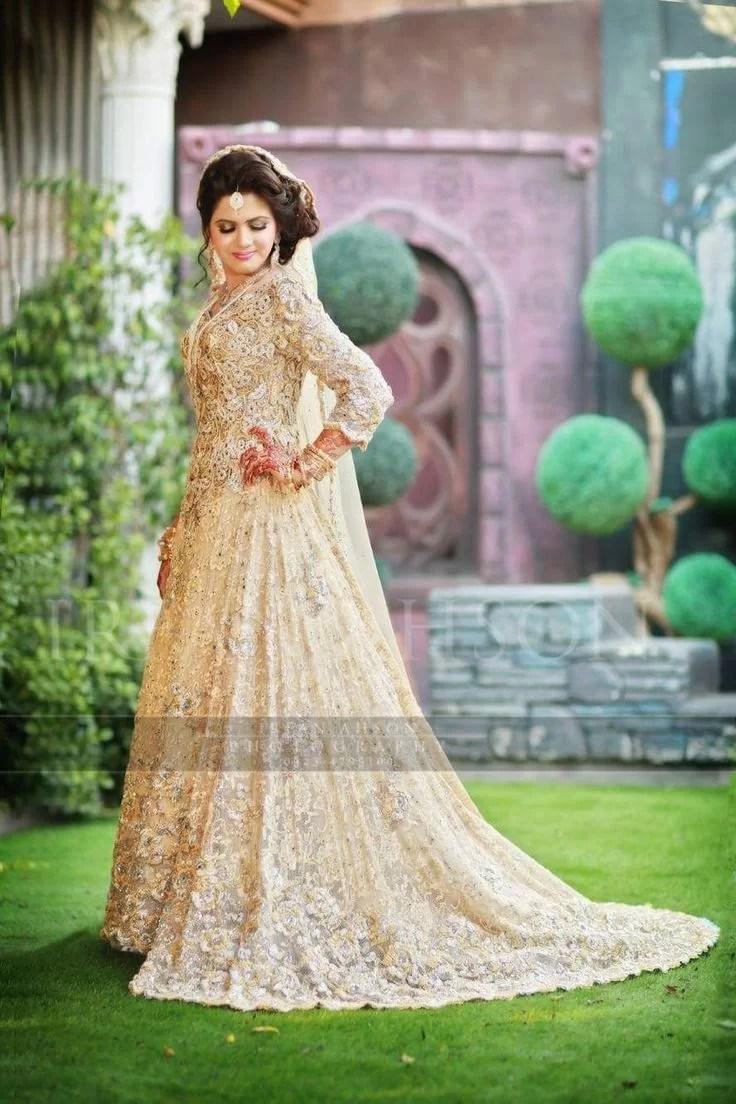 latest bridal dresses designs by pakistani famous designers pakistani wedding dresses Pakistani Bridal Dresses