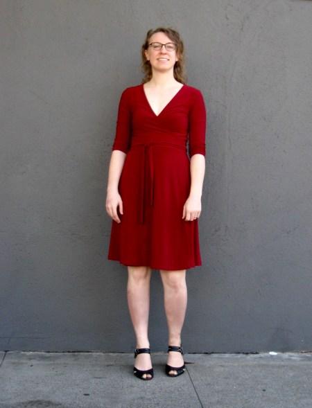 Up Opera And Away Dress