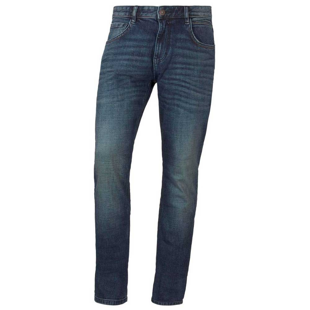 Tom Tailor Trad Relaxed Slim Blue Buy And Offers On Dressinn