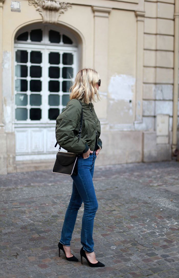 Ikeah Comment Porter Le Kaki? | Dress Like A Parisian