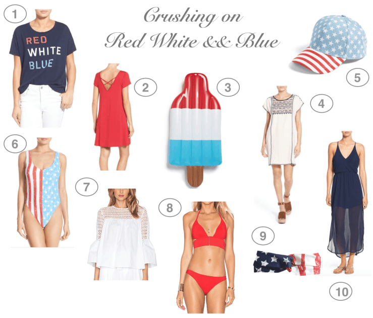 Dress Up Buttercup // A Houston-based fashion and inspiration blog developed to daily inspire your own personal style by Dede Raad | Crushing on Red White & Blue
