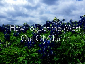 most out of church