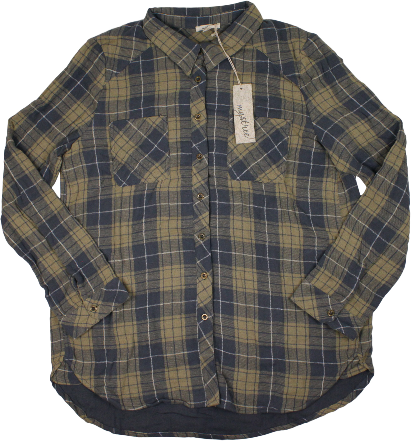 Plaid Taupe Washed Plaid Shirt Taupe Bluewomens Flying Point Surf