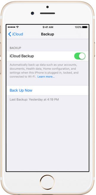 How to Backup iPhone 8 in 3 Simple Ways- drfone