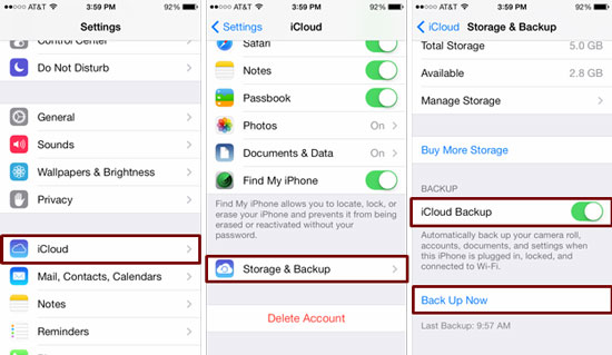 Tips  Tricks for How to Backup iPhone to Mac- drfone