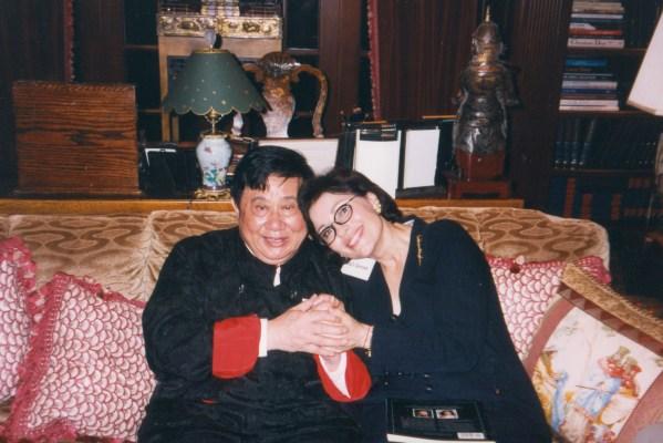 Dr. Gross and Professor Lin