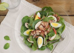 Instagram_Turkey-Bacon-and-Wilted-Spinach-Salad