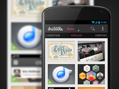 dribbble pop 2x 1x 25 Examples of Mobile UI Inspiration | Part 11