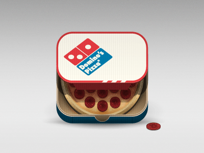 dominos 20 Extraordinary Icons of Food | Inspiration