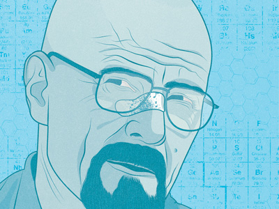 heisenberg 25 Stunning Breaking Bad Fan Artworks
