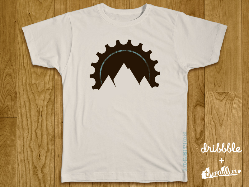 timber cognition threadlesscomp 40 Incredible T Shirt Concepts for Inspiration