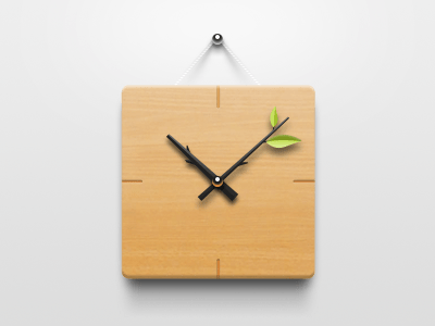 3 20 Awesome Graphically Designed Clocks