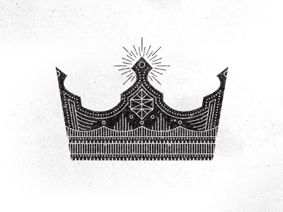 crown logo 14 Epic Crown Logos