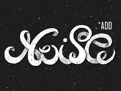 add noise 12 Beautiful Free Grunge Brush Sets from Dribbble