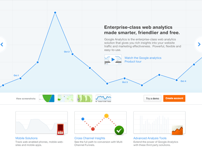 small 20 Incredible Analytics Designs
