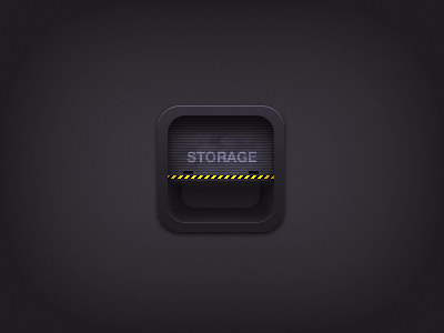 storageicon 20 Beautiful Icon Designs | Inspiration