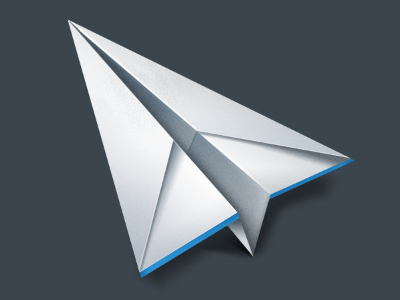 sparrow 30 Stunningly Detailed Mac Icons